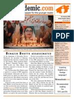 Newsademic Issue 057 B