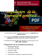 Regula c i on Genetic a 2013