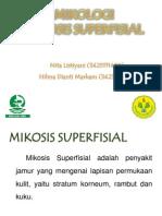 Mikologi Superfisial Kelompok 21