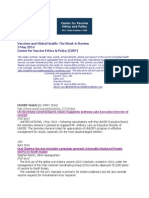 Vaccines and Global Health_The Week in Review_3 May 2014