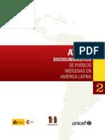 Atlas Sociolinguistico de Pueblos Indígenas de América Latina