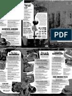 Biltmore menu