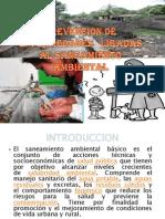 Prevencion de Enf. Ligadas Al Saneamiento Ambiental