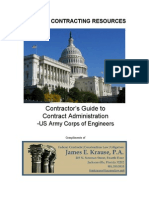 Guide to Contract Administration