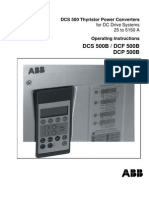 Dcs500b Operating Instruc