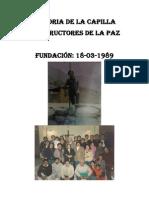Historia de La Capilla