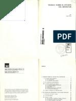 Josep Picó. Teorías Sobre El Estado Del Bienestar. Capítulo 6, Bibliografía e Indice de Nombres.