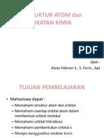 Struktur Atom Dan Ikatan - Kimor 1