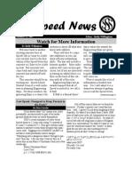 speed news 1-22-2007