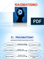 James y Dewey Pragmatismo Grupo 5