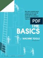 The Basics of Rebuilding Machine Tools