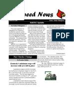 speed news 3-26-2007