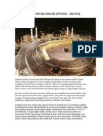 01 Nabi Muhammad (570 Sm - 632 Sm)