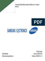 Samsung S3500 UM Open Romanian Rev.1.0 090219