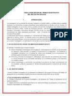Instructivo Para Elaborar La Tesis 2012