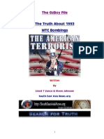 The Truth About 1993 WTC Bombings