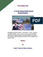 The Truth About Rafiq Hariri Assassination