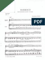 Joubert - Barroco (1. Aria)