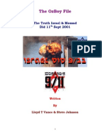 The Truth Israel Did 11th Sept 2001 Attacks
