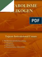 Metabolisme Glikogen (Dr. Febrika)
