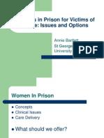 Services in Prison