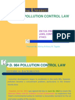 p.d. 984 Pollution Control Law
