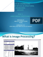 Video Image Processing