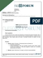 Turma Regular Intensiva 2013.1 (Presencial) Manhã - Direito Constitucional - Aula 10 - 12.04.13