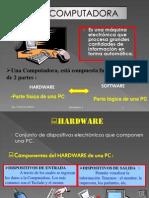 2.-La PC y Sus Partes