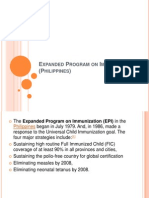 38961755 Expanded Program on Immunization Philippines