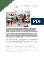 Senplades Socializa La Agenda Zonal y Cambio de La Matriz Productiva a Organizaciones de Napo