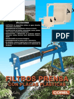 Catalogo Filtros Prensa