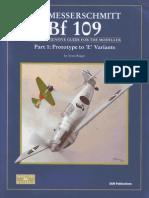 184759331 SAM Modellers Datafile 09 the Messerschmitt Bf 109 Part 1 Prototype to E Variants