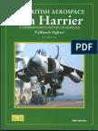 SAM Modellers Datafile 11 the British Aerospace Sea Harrier