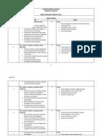 Appendix 3- Mark Scheme for Speech Reading