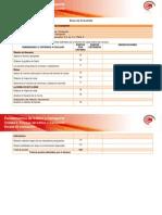 Escala de Evaluacion FTT U3