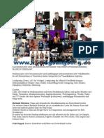 BACKGROUND UND MUSIKPRODUKTIONEN VON PROFI STUDIOMUSIKERN, MADE IN GERMANY