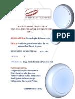 Informe de Laboratorio N_1 -Tecnologia Del Concreto