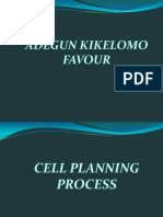 Cell Planning Process Presentation