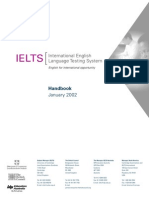 English Grammar - IELTS 2002 Handbook
