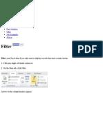 21 Excel Filter - Easy Excel Tutorial