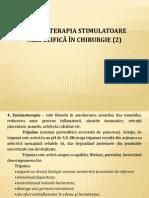 Tema 3. Terapia Stimulatoare Nespecifică În Chirurgie (2)