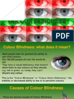 Colour Blindness - Andrea