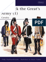 Frederick the Greats Army Vol 1 Cavalry