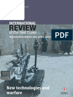 International Review of the Red Cross - New technologies and warfare