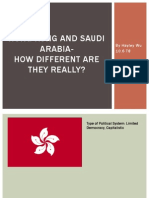 saudi arabia vs hk oral presentation