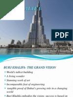 Burj Khalifa ppt