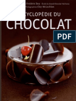 PATISSERIE - Encyclopedie Du Chocolat 6 Pierre Hermé - Flammarion