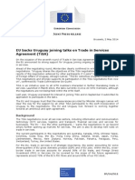 Uruguay Trade Agreement With Eu