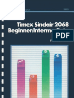 Timex Sinclair 2068 Beginner / Intermediate Guide